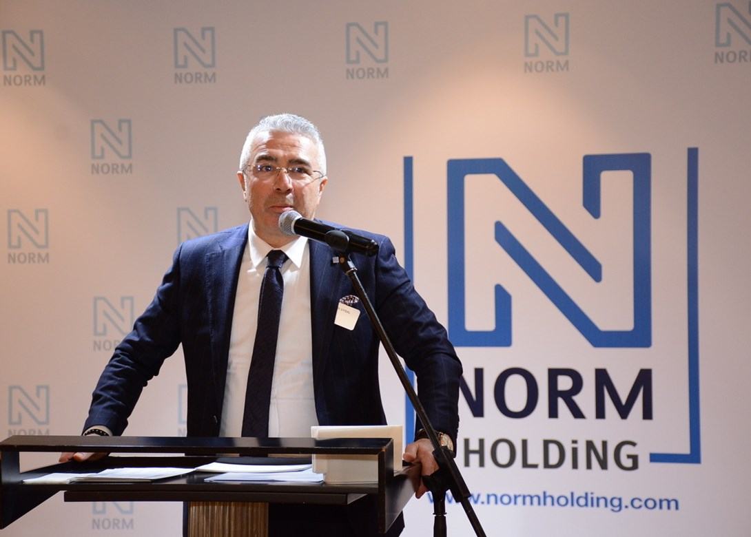 NORM introduces new CEO at Fastener Fair Istanbul | Fastener