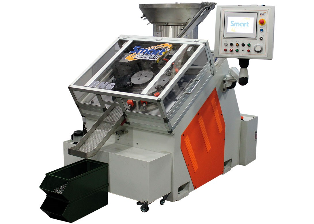 SMART secondary operation machinery | Fastener + Fixing Magazine