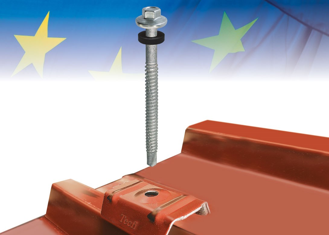 New ETA for Tecfi roofing screws   Fastener + Fixing Magazine